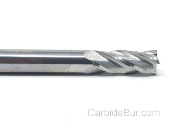 EM4-0312 Carbide End Mill