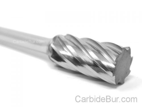 Aluminum Cut Carbide Burs