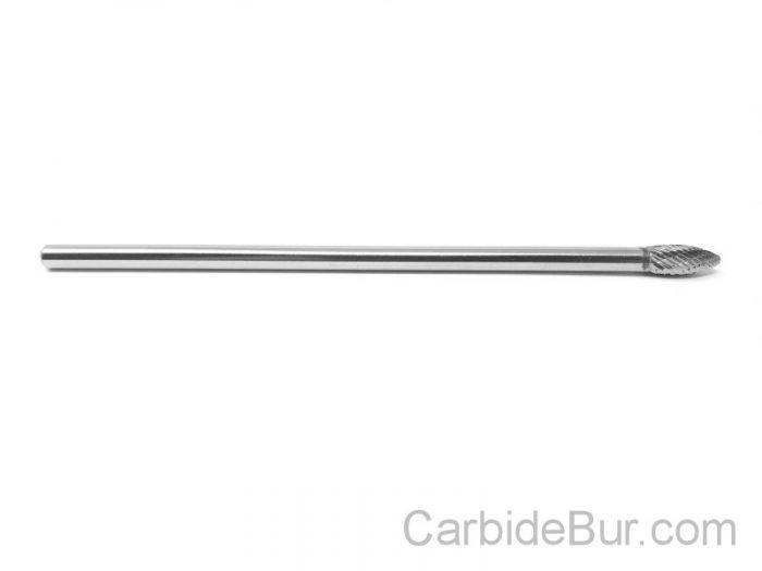 SH-2L6 Carbide Bur Die Grinder Bit