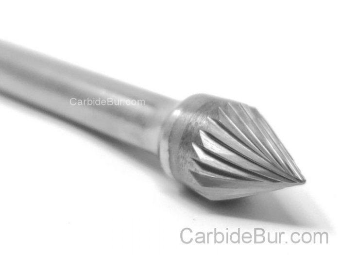 SJ-3 Carbide Bur Die Grinder Bit